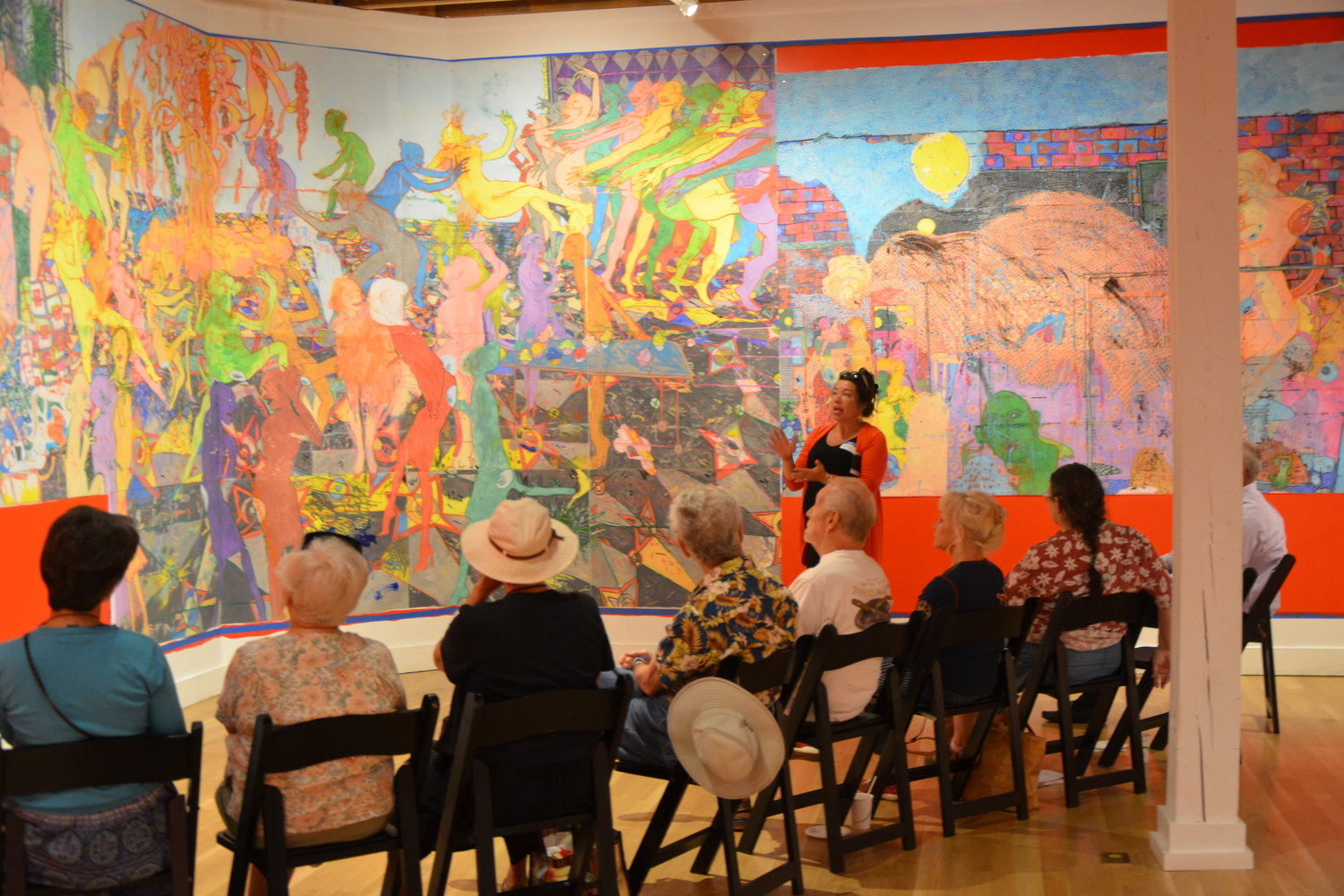 SPARK! Tours for Individuals with Memory Loss – Public