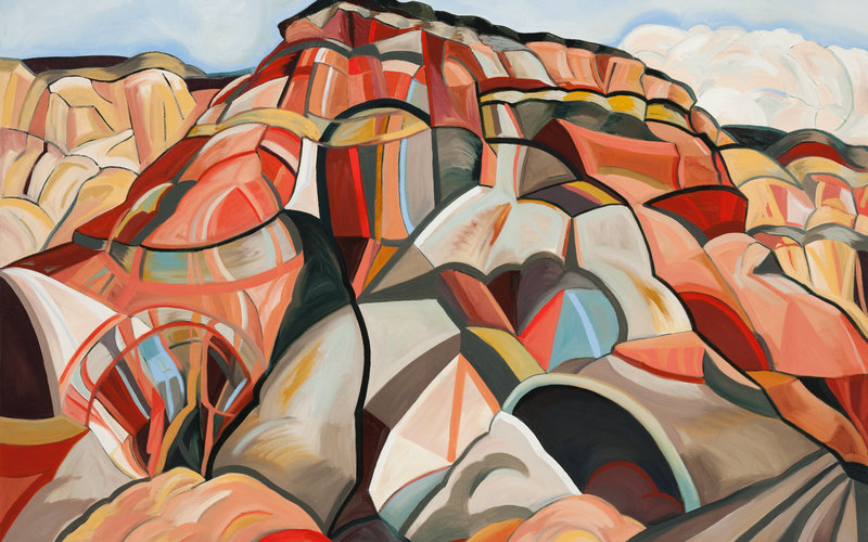 Sangeeta_Reddy_Ship_Rock__Utah__5_2013_oil_on_canvas_33x43in.jpg