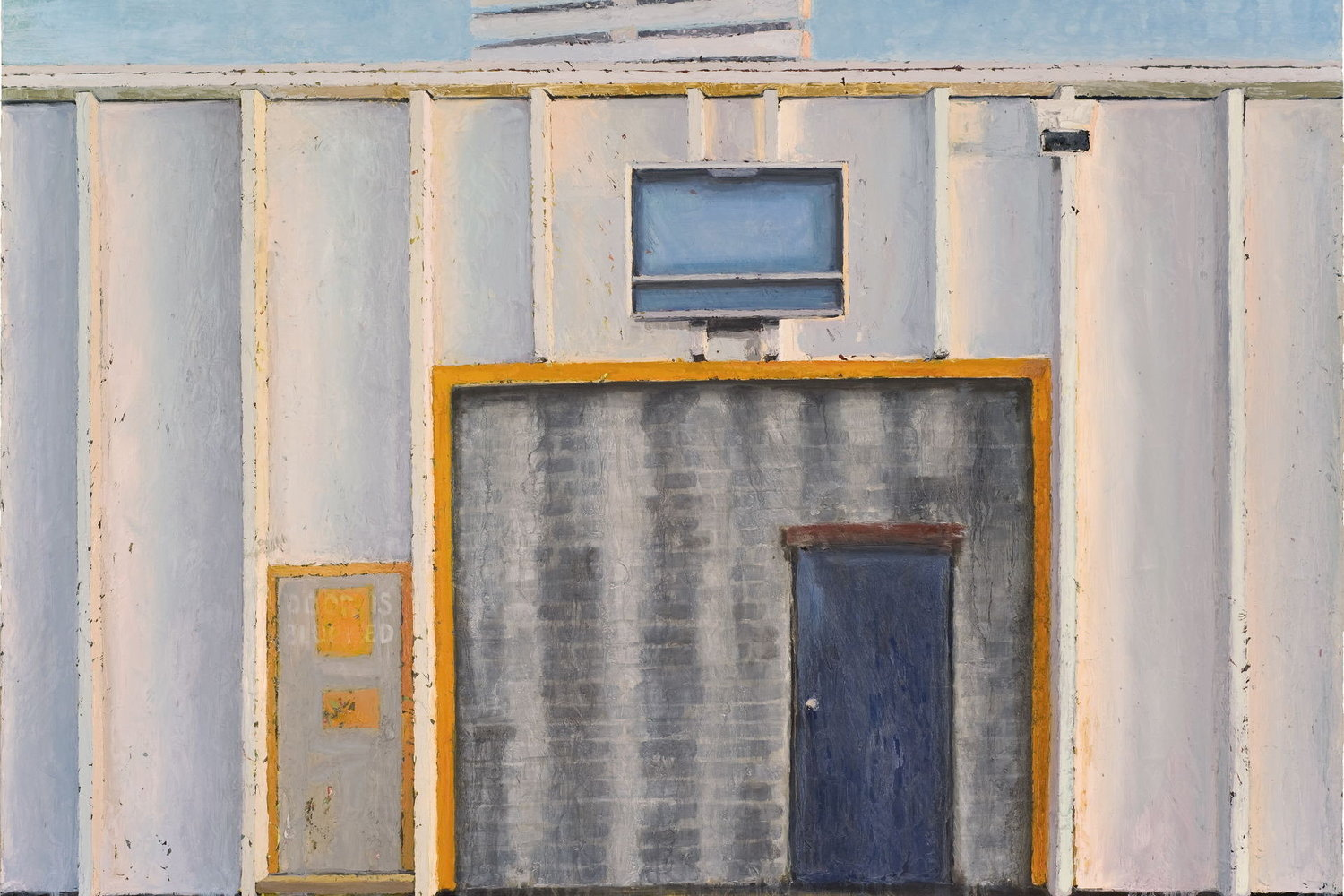 Sharon Feder, _The Door is Blocked_